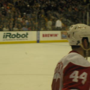 Bruins vs. Red Wings 2011-11-25