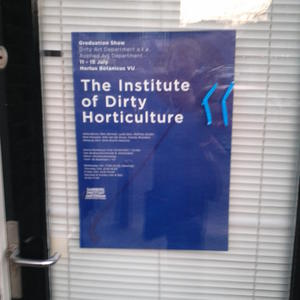 Institute of Dirty Horticulture