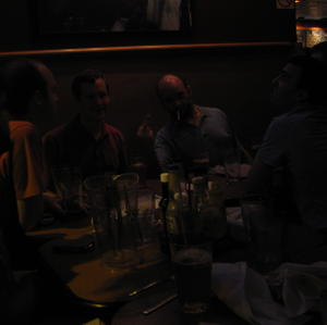 Matt's 30th -- trivia at Joe Sent Me