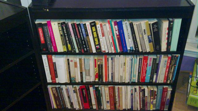 Bookshelves for sale